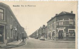 Boncelles - Rue De Plainevaux - Café Du Centre Julien Hubert - Edit. Chevremont, Boncelles - Seraing