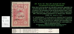 EARLY OTTOMAN SPECIALIZED FOR SPECIALIST, SEE...Mi. Nr. 752 - Mayo 109 - Bitte Lesen ! -RRR- UNIKAT ??? - 1920-21 Anatolie
