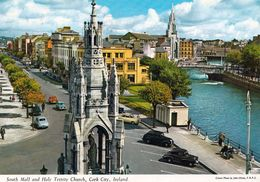 1 AK Irland Ireland * South Mall And Holy Trinity Church In Der Stadt Cork City - County Cork * - Cork