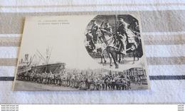 CAVALIERS ANGLAIS : Cavalerie Anglaise A OSTENDE ……..JV-1602 - Belgique