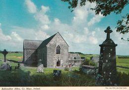 1 AK Irland * Ballintubber Abbey - Eine Ehem. Niederlassung Der Augustiner - 1216 Fertig Gestellt - County Mayo * - Mayo