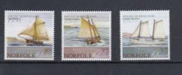 Norfolk Inseln  (BBK) Michel Cat.No. Mnh/** 1039/1041 Ships - Ile Norfolk