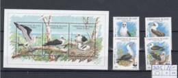 Weihnachts Inseln  (BBK) Michel Cat.No. Mnh/** 303/306 Wwf Issue Birds - Christmas Island