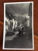 Pontresina - Dorfstrasse , SUISSE - GR Grisons