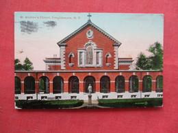 St Andrews Chapel  Poughkeepsie  New York    Ref 3253 - NY - New York