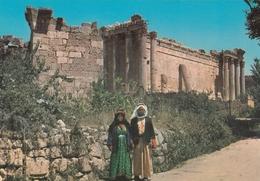 Liban Baalbeck - Temple De Bacchus , Folklore - Lebanon