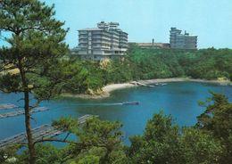 1 AK Japan * Die Insel Kashiko-jima Mit Dem Shima Hotel (1969 Das Größte In Japan) – Die Insel Gehört Zum Ise-Shima-NP * - Japon