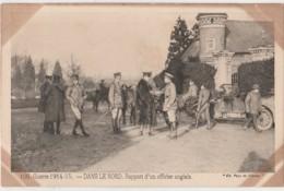 Z7- GUERRE 1914-15 - DANS LE NORD - RAPPORT D'UN OFFICIER ANGLAIS  - (ED. PAYS DE FRANCE - MILITARIA - WW1 - 2 SCANS - Guerre 1914-18