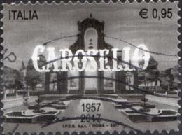 Italia 2017 Carosello - 6. 1946-.. Republik