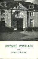 Histoire D'Ixelles | André Gonthier | Bruxelles | 1960 - Belgien