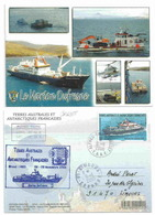 Cargo Marion Dufresne - Navire Ravitailleur Des TAAF - Cargos