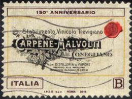 Italia 2018 Carpenè-Malvolti - 1946-.. République