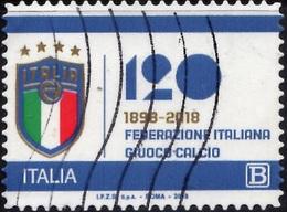 Italia 2018 FIGC - 1946-.. République