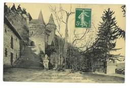 CPA 43 CHATEAU DE LA ROCHE-LAMBERT - Other Municipalities