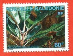 Nouvelle-Caledonie 1995. Unused Stamp. - Plants