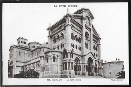 CPA MONACO - Monaco, La Cathédrale - Kathedrale Notre-Dame-Immaculée