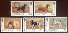 Jersey 1988 Dogs MNH - Dogs