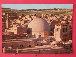 Palestine - Jérusalem - Saint Sépulcre - Scans Recto-verso - Palestine