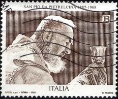 Italia 2018 San Pio Da Pietrelcina - 1946-.. République
