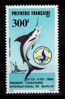 Polynesie - YV PA 190 N** Cote 10 Euros - Airmail