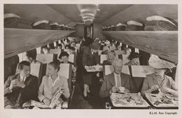 KLM-ROYAL DUTCH-AIRLINES--VOIR SCANNE - 1946-....: Modern Tijdperk