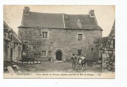 Trébeurden - Vieux Manoir De Kerario - Animé Paysan - Vache - Trébeurden