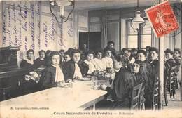 77-PROVINS- COURS SECONDAIRES DE PROVINS- REFECTOIRE - Provins