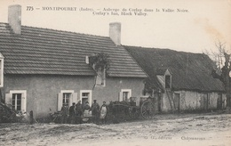 36--MONTIPOURET--AUBERGE DE CORLAY--VOIR SCANNER - Frankrijk