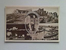 Black And White  Postcard - Multi View, Dover - Dover