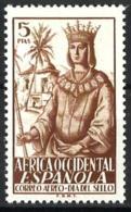 Africa Occidental Nº 2 En Nuevo - Sahara Español