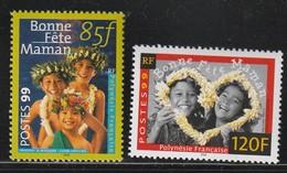 POLYNESIE - N° 586/7  ** (1999) - Französisch-Polynesien