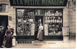 Wimereux : A La Petite Ménagère - France