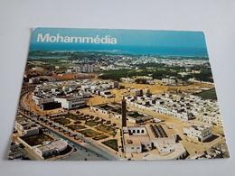 Ancienne Carte Postale Cpsm Cpm Mohammedia Vue Aérienne - Morocco