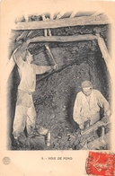 ¤¤   -   Mine , Mineurs  -  Voie De Fond    -  ¤¤ - Mines