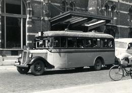 Autobus, Ford/ Hainje,Bouwjaar 1936, SVA Foto - Auto's