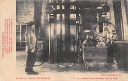 ¤¤   -   Mine , Mineurs  -  Les Mineurs Vont Descendre Dans La Mine    -  ¤¤ - Mines