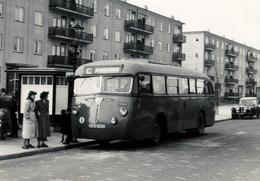 Autobus, RET 113, Kromhout/Verheul, Overschie, Burg. Josselin De Jonglaan, SVA Foto - Auto's