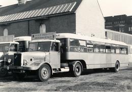 Autobus,Crossley, NBM TCR Amsterdam, Wibautstraat, SVA Foto - Auto's
