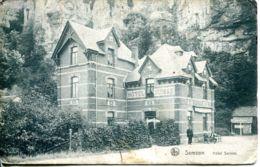 N°72109 -cpa Samson -hôtel Suisse- - Belgique