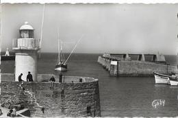 ILE D'YEU - Les Jetées à L'entré Du Port - Ile D'Yeu