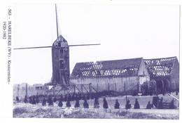 Harelbeke: Koutermolen ( 2 Scans) - Harelbeke