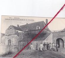 CP 62  -   ARRAS  -    Poterne Et Ancienne Portede La Citadelle - Arras