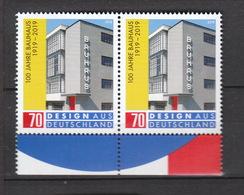 Deutschland BRD ** 3453  100 Jahre Bauhaus  Neuausgabe 4.4.2019 - BRD