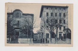 SALSOMAGGIORE  (PR) , Via Trento  - F.p. - Anni '1910 - Parma