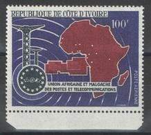 Côte D'Ivoire - YT PA 38 ** - 1967 - Côte D'Ivoire (1960-...)