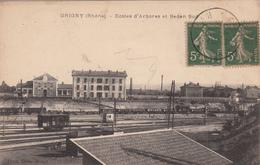 69 - GRIGNY - Ecoles D'Arboras Et Badan Sud - Grigny