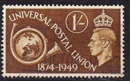 ENGLAND GREAT BRITAIN [1949] MiNr 0244 ( O/used ) - 1902-1951 (Reyes)