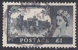 ENGLAND GREAT BRITAIN [1955] MiNr 0281 ( O/used ) [01] - 1952-.... (Elizabeth II)