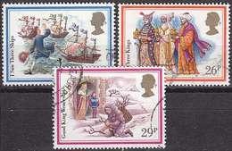 ENGLAND GREAT BRITAIN [1982] MiNr 0933 Ex ( O/used ) Weihnachten Schön - 1952-.... (Elisabeth II.)