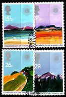 ENGLAND GREAT BRITAIN [1983] MiNr 0942-45 ( O/used ) Landschaft Schön - 1952-.... (Elisabeth II.)